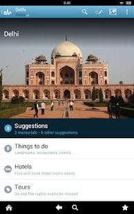 India Travel Guide by Triposo - screenshot thumbnail