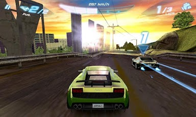 Asphalt 6 Adrenaline HD screenshot