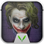 Joker Fan Art Live LockerTheme