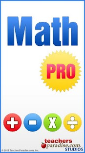 Math PRO for Kids - screenshot thumbnail