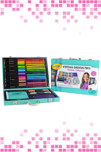 crayola virtual fashion show apps on google play