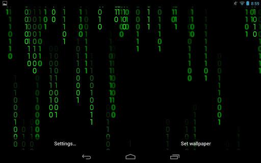 Hacker Live Wallpaper  screenshots 8