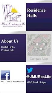 JMU Res Life - screenshot thumbnail