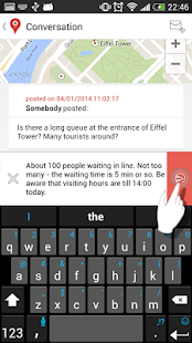 Riilo - worldwide interaction - screenshot thumbnail