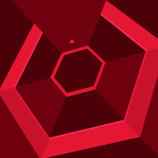Super Hexagon LOGO-APP點子
