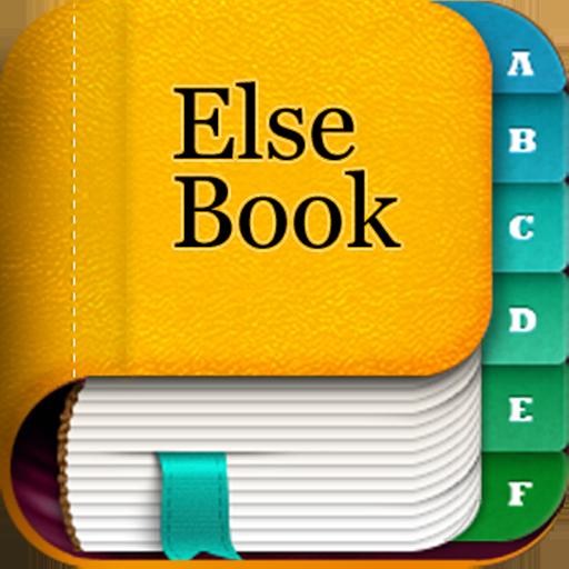 elseBook - Second Address Book 生活 App LOGO-APP試玩