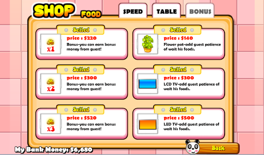 Panda Restaurant - screenshot thumbnail