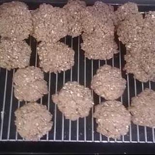 Honey Crunch Biscuits Recipe