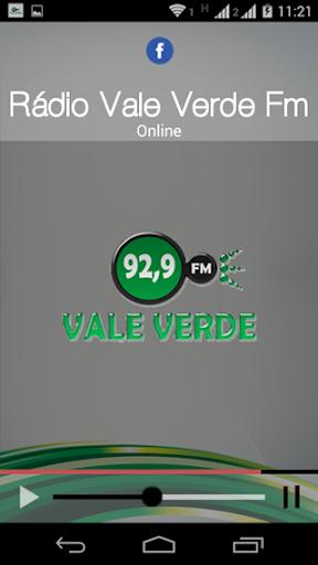 Rádio Vale Verde FM