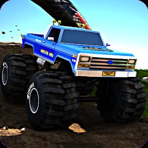 Hill Climb Racer Dirt Masters v1.081 [Mod Money]