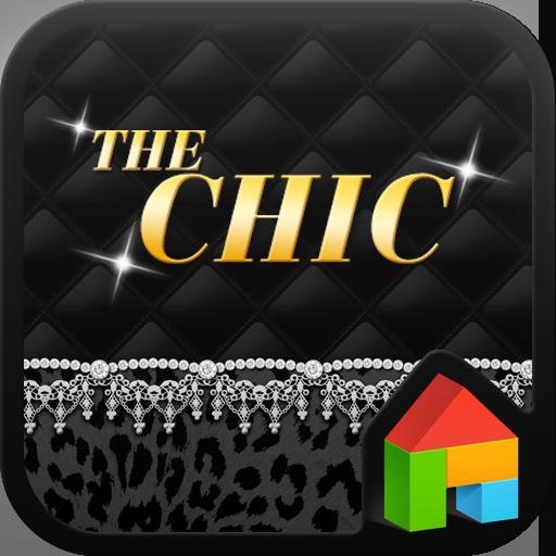 Chic Dodol launcher theme 個人化 App LOGO-APP試玩