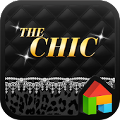 Chic Dodol launcher theme