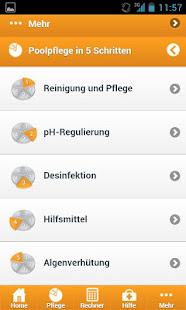 poolpflege apps on google play. Black Bedroom Furniture Sets. Home Design Ideas
