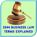 Business Law Terms Dictionary