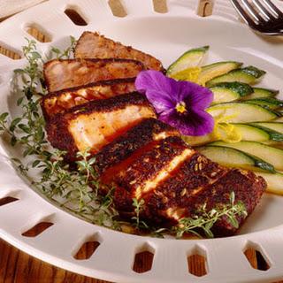 Chili-Rubbed Salmon