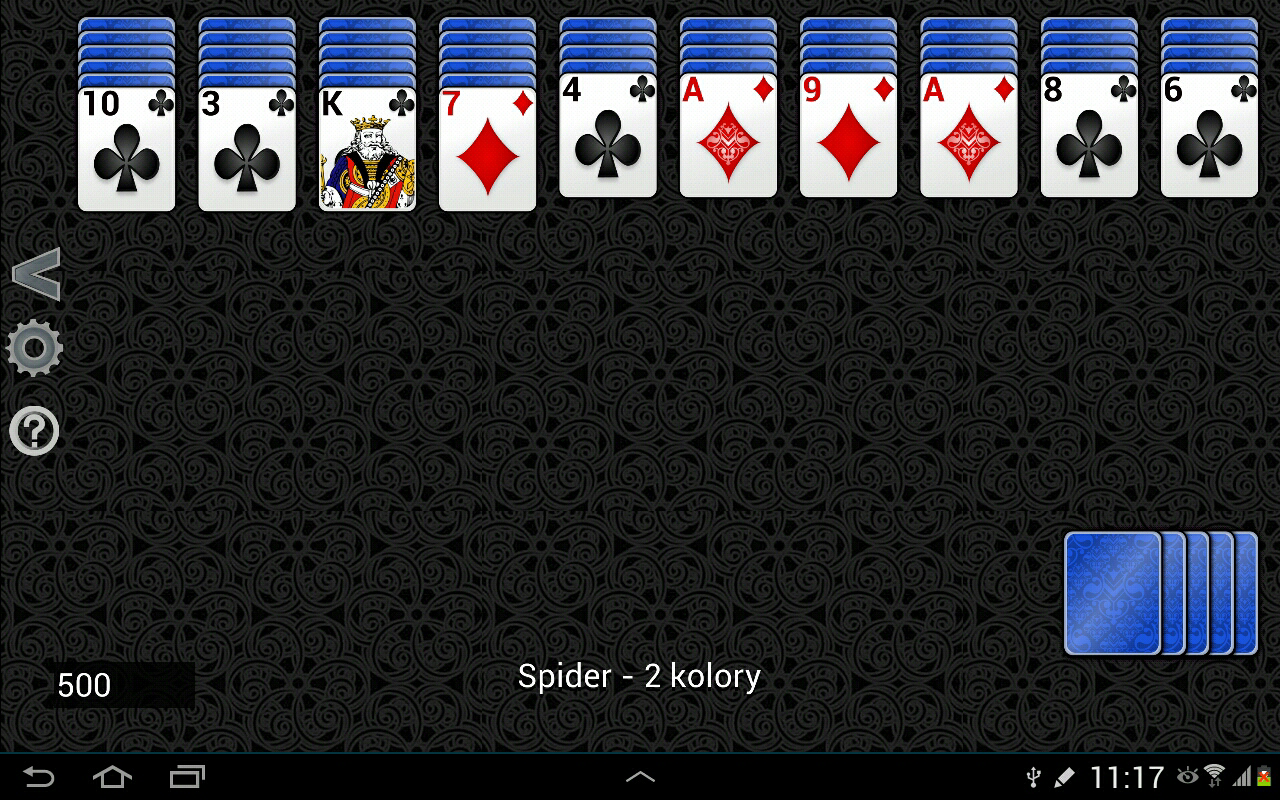 Solitaires Premium- screenshot