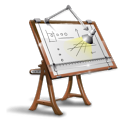 Drawing Paper icon