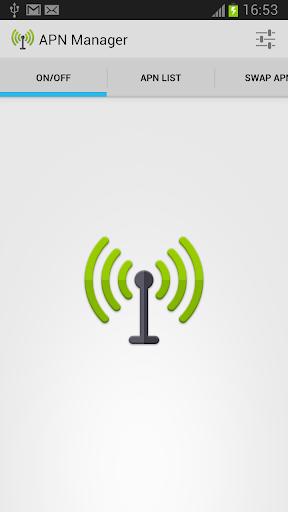 【免費工具App】APN Manager-APP點子