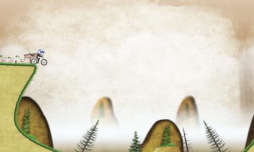 Stickman Downhill Screenshot