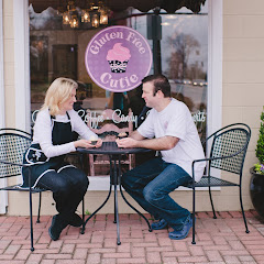 Owners of Gluten Free Cutie:  Natalie & James Dorsey