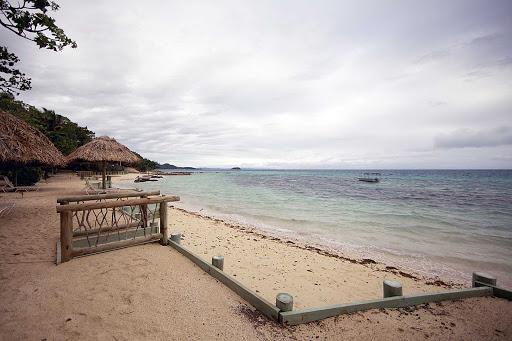 castaway-island-fiji - Castaway Island, Fiji.