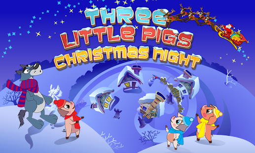 Three Little Pigs Christmas