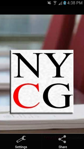NY Consultant Group NYCG App