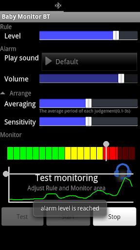 Baby Monitor BT