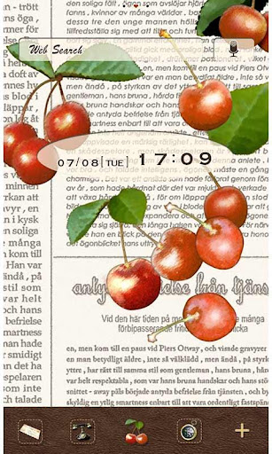 Print Cherry for[+]HOME