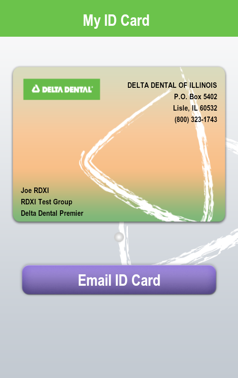 Delta Dental - screenshot
