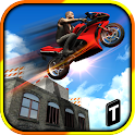City Bike Race Stunts 3D icon