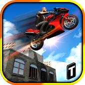 City Bike Race Stunts 3D