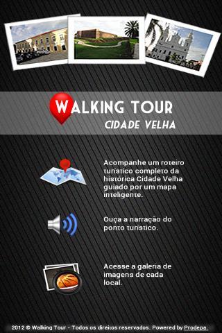 WalkingTour OldCity Belem-Br