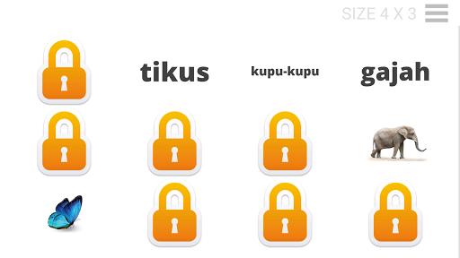 無料教育Appの遊んで学ぶ インドネシア語|記事Game