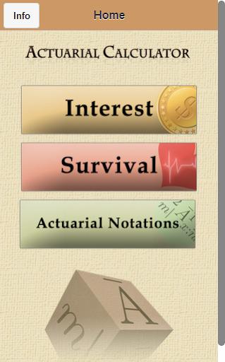 Actuarial Calculator