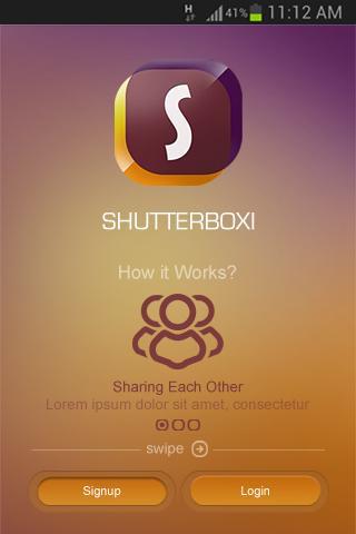 Shutterboxi - Beta