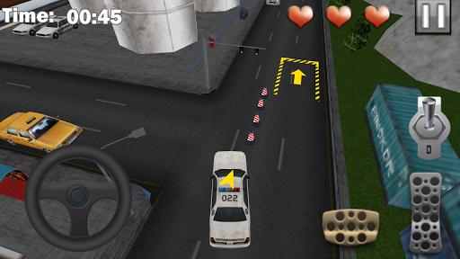 第一癲狂停車遊戲