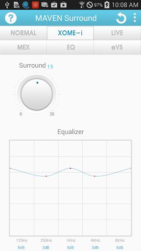 玩免費音樂APP|下載MAVEN 뮤직 플레이어 (3D Sound) app不用錢|硬是要APP