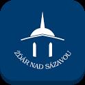 The city of Zdar nad Sazavou icon