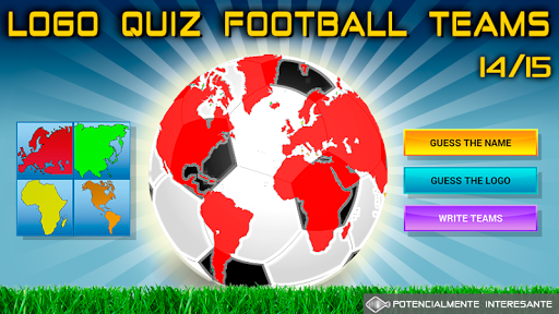 Logo quiz football teams 14 15