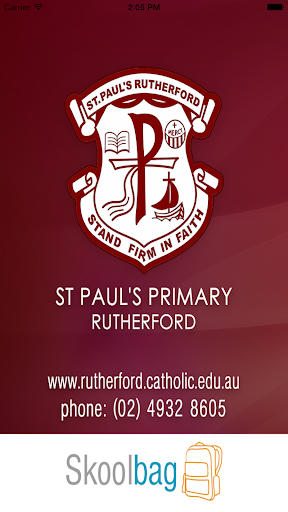 St Paul's Primary S Rutherford