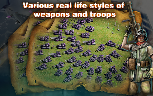 World War: Real Strategy Pro- screenshot thumbnail