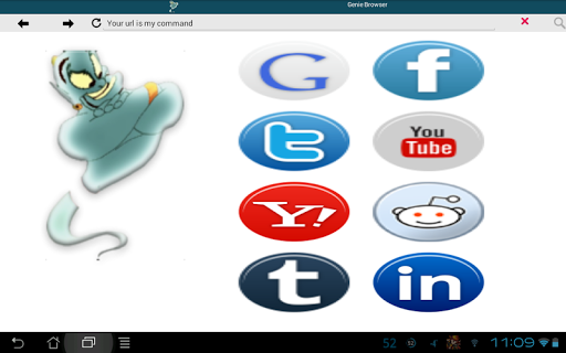 Genie Browser
