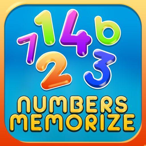 Numbers Memorize 休閒 App LOGO-APP試玩