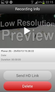 SpotOn video tracker @ Planai - screenshot thumbnail