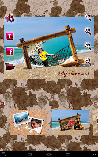 application photo frame collage free download