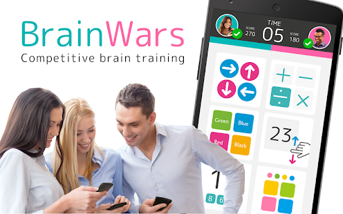 Brain Wars Screenshot