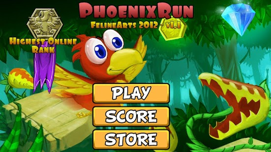 Phoenix Run - screenshot thumbnail