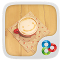 Vintage Café GO Launcher Theme icon