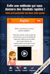 Apprendre l'Anglais - screenshot thumbnail
